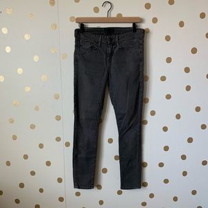 Vince Skinny Ankle Gray Jeans Size 28